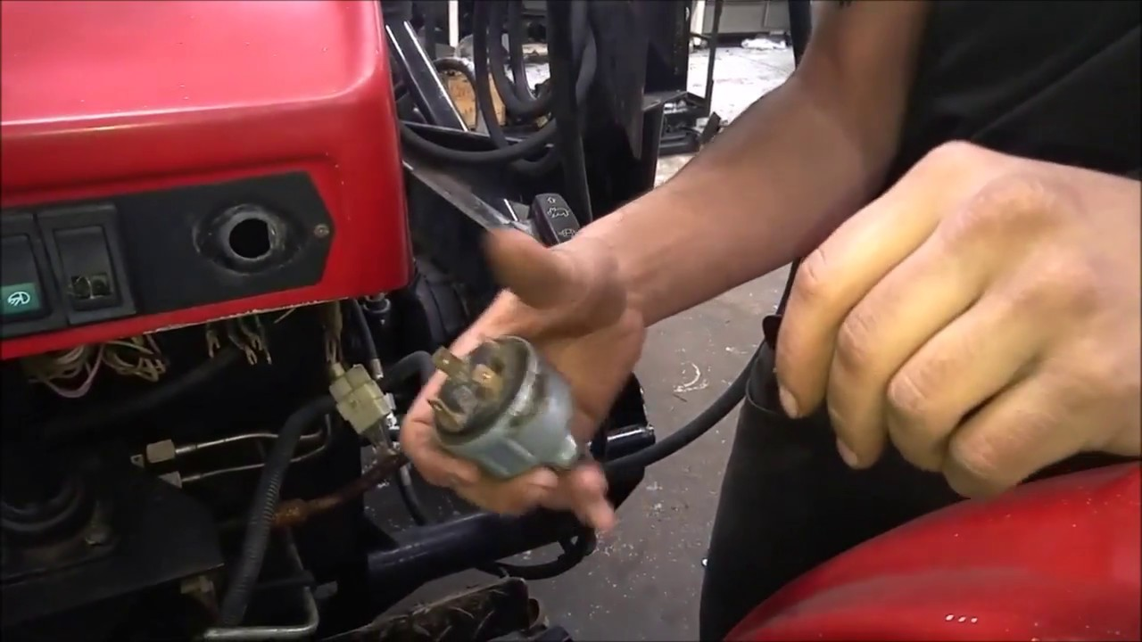 how to install a jinma ignition switch [ 1280 x 720 Pixel ]