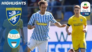 Frosinone 0-1 Spal | Vicari winner as Spal edge relegation threatened  Frosinone | Serie A