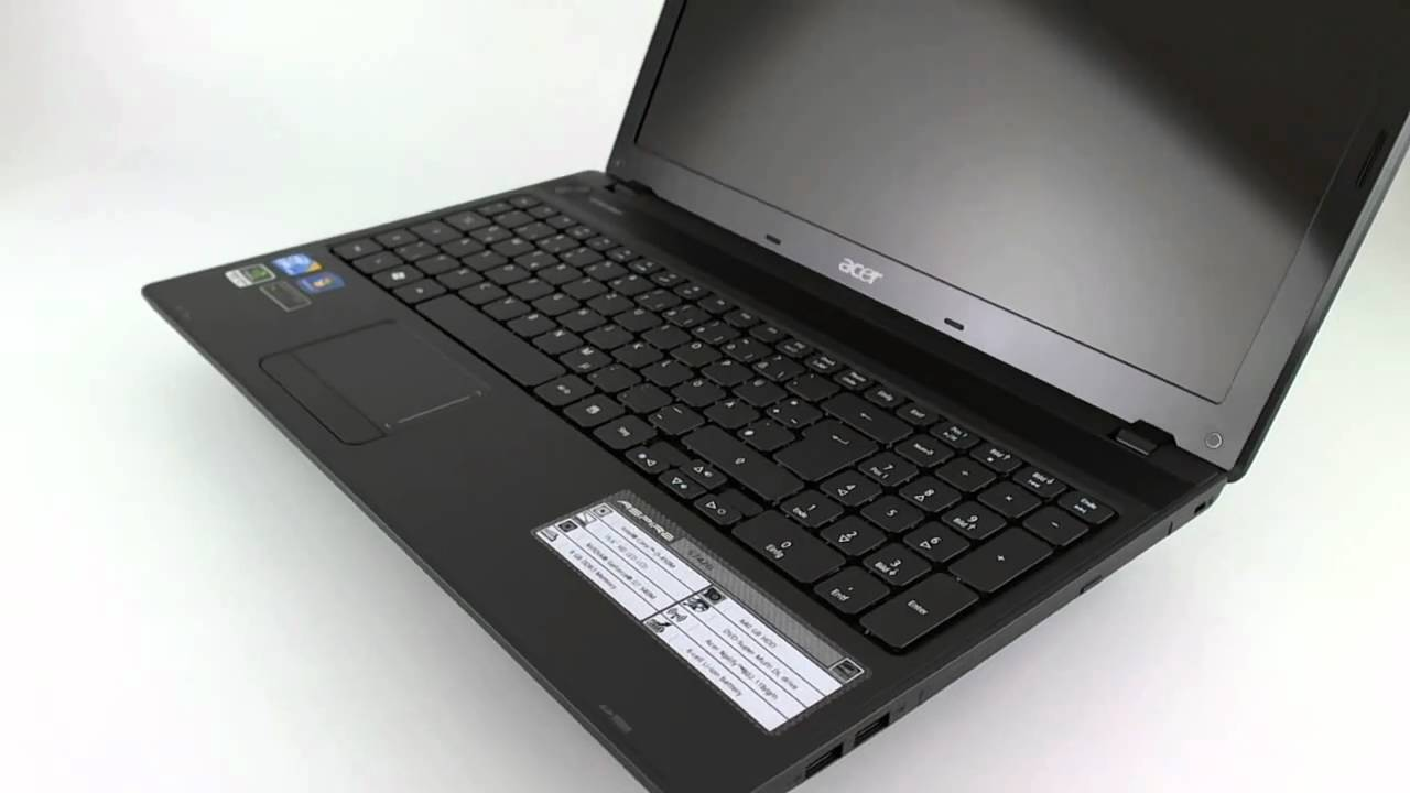 Review Acer Aspire 5742G Notebook (GT 540M) - NotebookCheck net Reviews