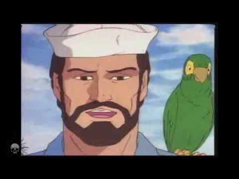 Джо солдат мультфильм