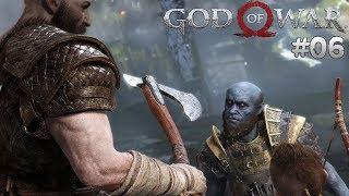 GOD OF WAR : #006 - Ein Zwerg - Let's Play God of War Deutsch / German