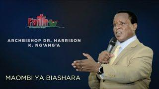 Bishop Dr H K Nganga - Maombi ya Biashara