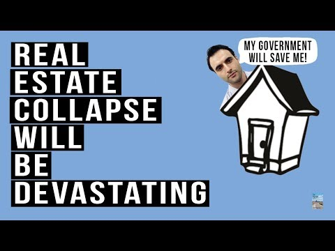 Real Estate FALLOUT in U.S, Australia, and Canada! Economy 100% Dependant On Property Bubble! thumbnail