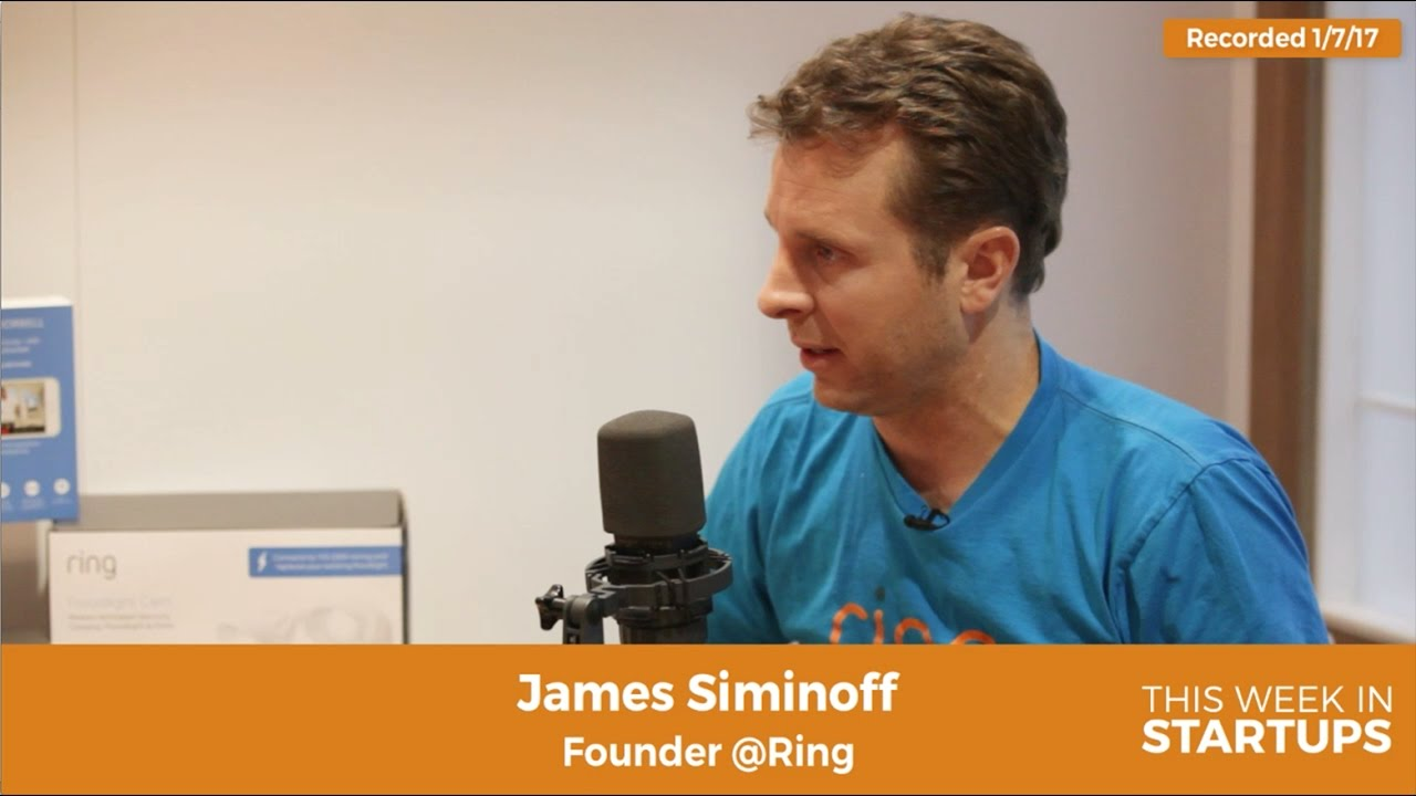 James Siminoff A Strong Mission Makes It Easy To Run Biz Keep Everyone On Track