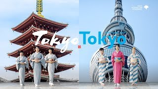 TokyoTokyo PR Movie Exciting