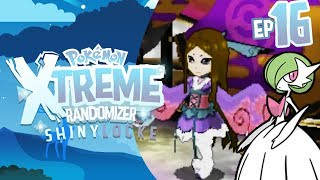 NEVER BEEN MORE SALTY! Pokemon XTREME Randomizer ShinyLocke! Episode 16