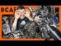 BMW G 650GS Valve Job