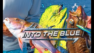 ACTION PACKED *MULTI SPECIES* Day With Capt. Brice Barr in Key West | FISHING | Into The Blue