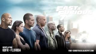 Furious 7   Soundtrack #7  Flo Rida   GDFR