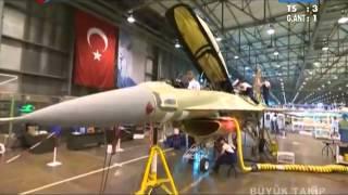 Türkiye'nin Savaş Teknolojisi [BÜYÜK TAKİP TRT Haber] Tek Parca !!!