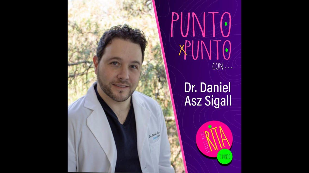 Instagram LIVE: Punto x Punto con el Dr. Daniel Asz