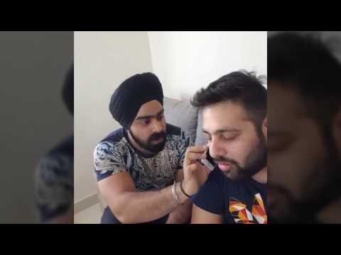 Badshah and Simranjeet singh