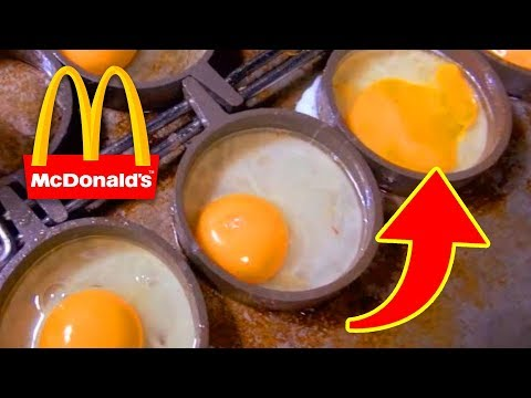 Top 10 Craziest McDonald's Myths