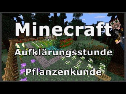 Minecraft 1.7 Aufklärungsstunde -...