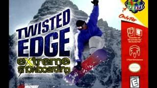 Twisted Edge Extreme Snowboarding - Music - Track 1