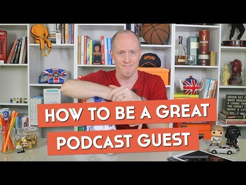 How to Be a Great Podcast Guest - #DuckerZone Ep.3