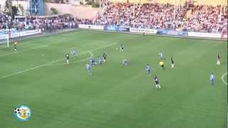 ФК Севастополь - ФК Львов 4-0 (голы)