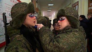 «Макияж под камуфляж»: в Ярославской области завершился женский конкурс в РВСН
