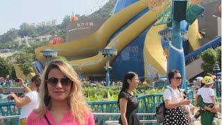 Hong Kong,vlog:Viagem ,Ocean Park -3° Dia