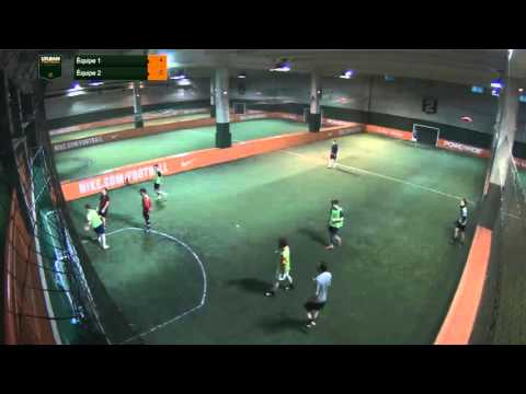 Urban Football - Puteaux - Terrain 2 le 11/01/2016  10:42