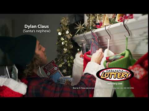 2017 Nebraska Lottery Holiday Commercial, 6-second #1