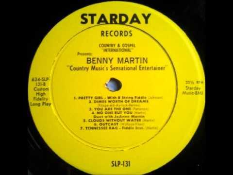 Benny Martin - Outcast (1961)