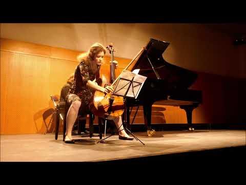 Anastasia Kobekina (violoncelle) / Paloma Kouider (piano)
