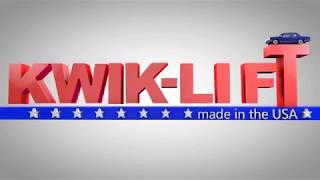 How The Kwik-Lift Car Lift Works