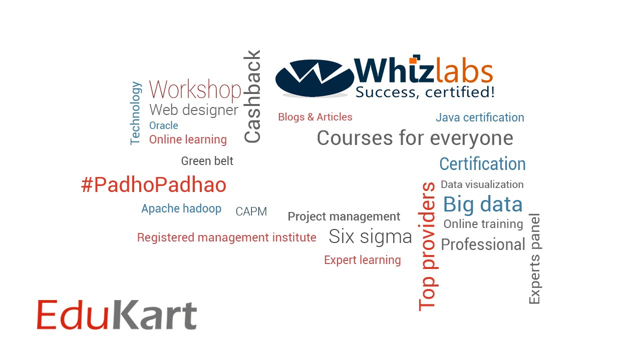 Whizlabs Java Certification And Project Management Edukart Youtube