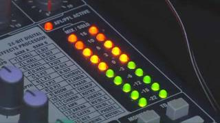 Уроки по звуку. Микшерный пульт ч.1 входной канал