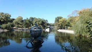 Парки Днепропетровска Детский парк  Children's Park in Dnepropetrovsk(Парки Днепропетровска привлекают посетителей уютом и красотой. Детский парк в Днепропетровске Children's Park..., 2015-10-23T19:31:35.000Z)