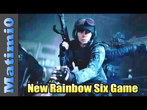 Rainbow Six Quarantine Gameplay Details