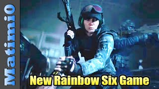 Rainbow Six Quarantine Gameplay Details