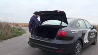Тревел-тест Volkswagen Jetta 2016г. от команды