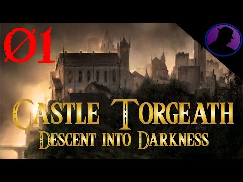 Let's Play Castle Torgeath Descent Into Darkness - Ep. 1 - It's A Trap!