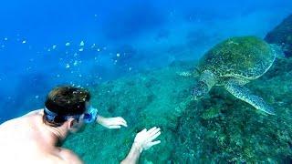 GoPro Hero 4 Session - Scuba Diving Xiao Liu Qiu island in Taiwan