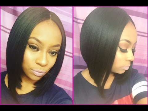 This Bob Is Everything New Born Free Lace Front Wig Mlc159