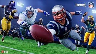 En tant que fan des Lions de Detroit, j'ai dû acheter les nouveaux skins NFL à Fortnite