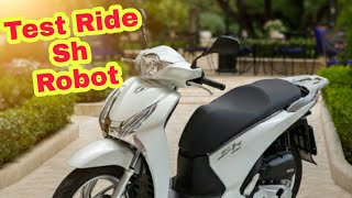 Test Ride : Honda SH 125i