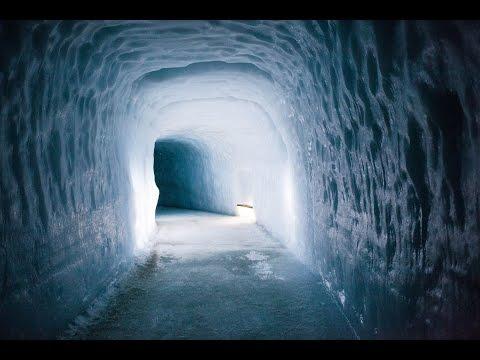 Iceland Travel Vlog - Langjokull Ice Cave Glacier  GoPro 5