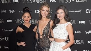 Miss USA Red Carpet
