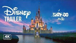 Disney Trailer   Way2go தமிழ்   Madhavan