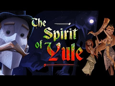 The Spirit of Yule - An illustrated story by Thomas Rowsell & Christopher Steininger