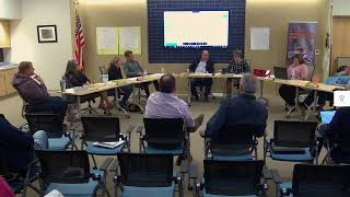 Mahomet-Seymour Special Board of Education Meeting 10-15-19