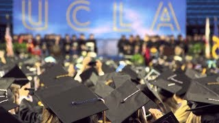 UCLA Engineering Commencement 2018-- Henry Samueli School of Engineering and Applied Science