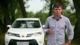 Тест-драйв Toyota RAV4 | Напрокат s01 ep05 (Toyota RAV4)