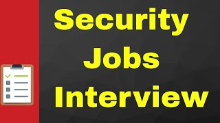 security jobs interview tips in hindi   security guard job in india - security guard training part 1
