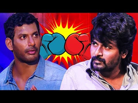 Clash Between Vishal & Sivakarthikeyan ? : S.Ve. Sekar Reveals | Producer Council Issue | Interview