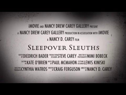 Sleepover Sleuths