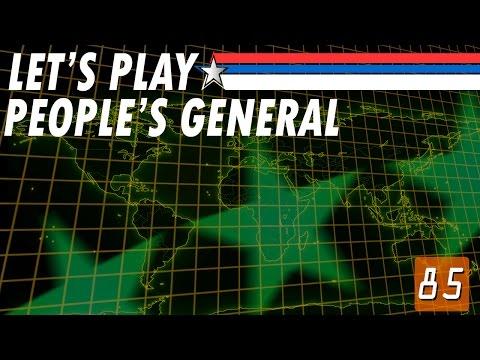 Let's Play People's General - 85 - Selenga Express (Ulan-Ude Part 2)